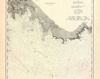 Pamlico Sound – 1883