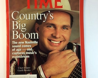 Garth Brooks / Red / Time Magazine