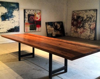 B I G Conference.Boardroom Table | Desk | made in dtla