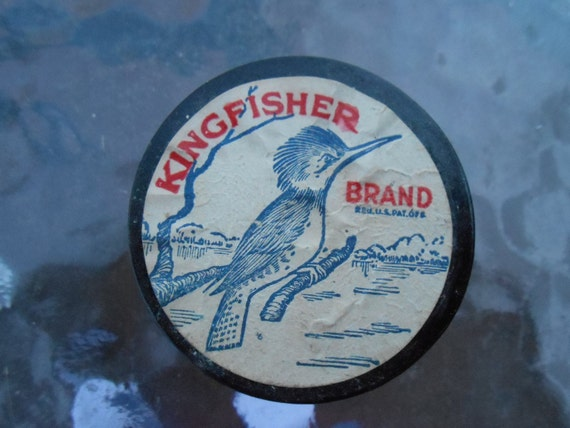 Reserved vintage kingfisher brand silk fishing line for Fishing line brands