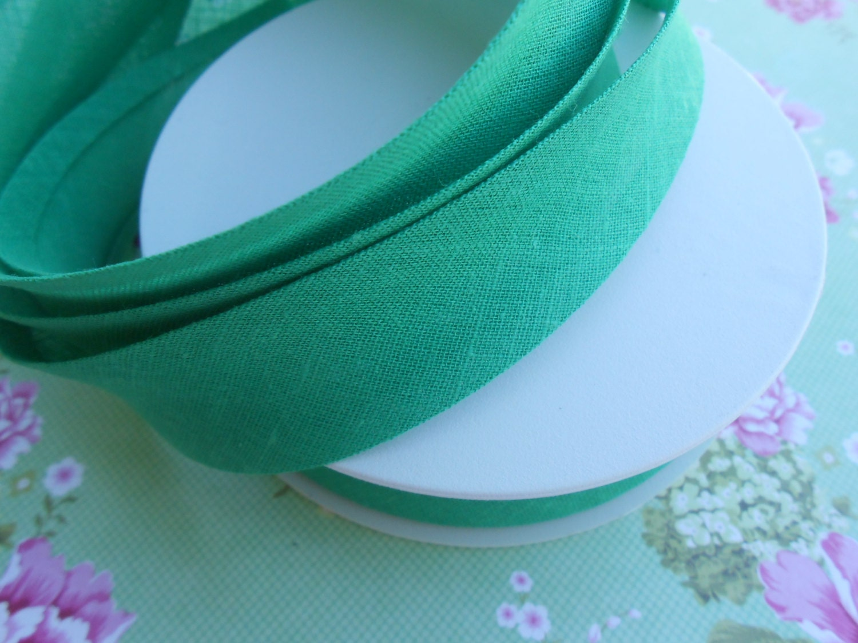 Rachel Ashwell Bias Tape Binding Flag Green 1 Quot Width 10 Yards From