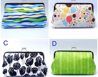 BIG SALE - Large clutch purse (GP8)