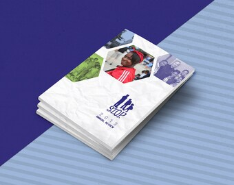 Professional Catalog or Publication Made to Order Design: Promote your Business in Style!