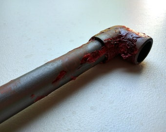 Silent Hill Lead Pipe Prop