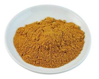 GREEN TEA extract (powdered) 2 oz Jar - soap making, Lotions, face creams, skin toner