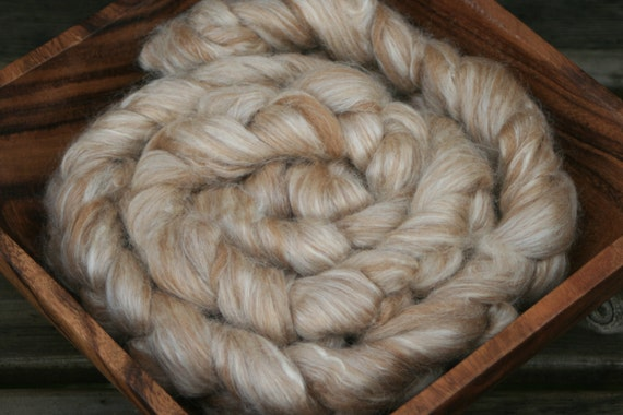 Rumpelstiltskin luxury blend - camel and silk