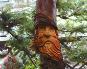 Zeke,   the pine knot wood spirit