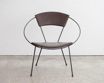 Mid Century Cicchelli Circle Chair
