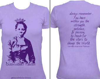 Queen Harriet Tubman
