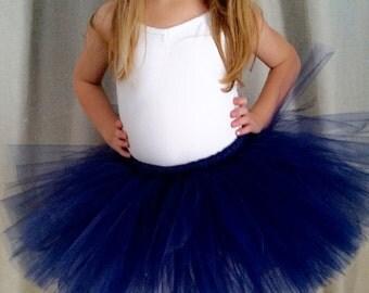 Navy Blue Tutu | Navy Tutu Skirt | Blue Tutu | Girls sizes 6-14