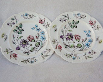 Vintage Johnson Brothers Wakefield Dinner Plates