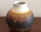 Marcello Fantoni Ceramic Italian Vase