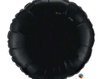 "4"" Preinflated Metallic Round Balloons - A set of 10 assorted colors"