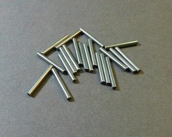 WIGJIG Metal Pegs. Wigjig Metal Pins Set. Olympus, Olympus-Lite, Electra. 3/4 inch. Twenty (20) Pegs.