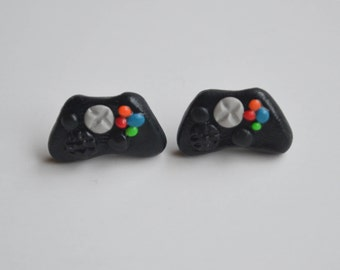 Game Controller Earrings