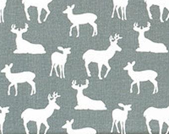 Carseat Tent - Gray Deer Carseat Canopy, Tent, Deer, Antler