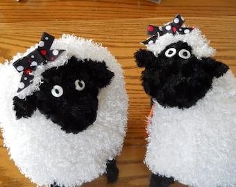 lamb pillows