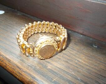 Antique Sweetheart Expansion Bracelet