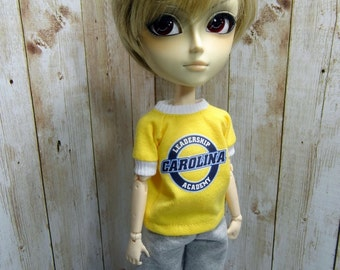 Taeyang doll t-shirt bright yellow