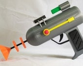 Rick & Morty Laser Gun 3D Printed Fan Art Cosplay