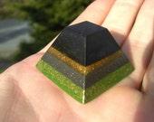 The Wealth Pyramid - Small Orgone Pyramid