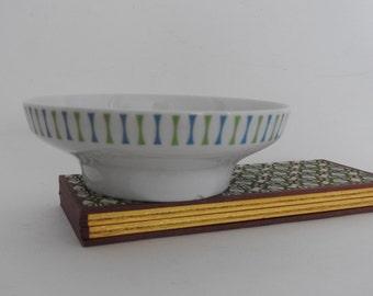 Mid Century Modern Paul McCobb Comtempri Eclipse Fine China Bowl