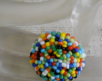 Multi Colored Sprinkle Buttons