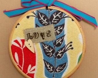 Love Hanging Hoop