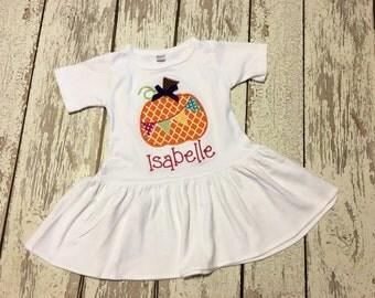 girls pumpkin dress pumpkin dress girls, girls pumpkin patch dress, first pumpkin patch dress, girls pumpkin applique dress