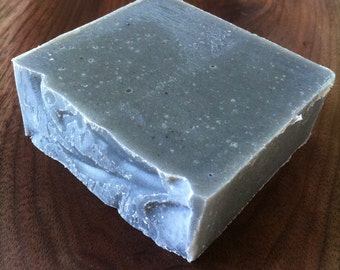 Clean Sweep, Hand Crafted Soap, All Natural, Vegan, Palm Oil Free, On a Branch Soaps, Peppermint, Tea Tree