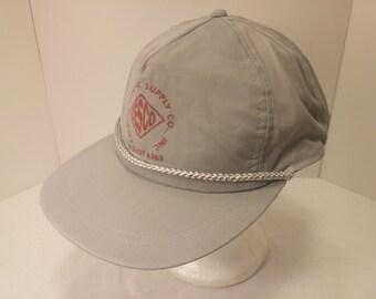 Vintage 1990s Snapback Baseball Cap - Calkins Electrical Supply CESCO -  Hipster, Electrician,  Kansas, Lineman, Retro, Mens Accessories