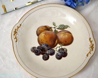 Vintage Bavaria Tirschenreuth Platter, Germany Serving Platter, Replacement China, ca. 1940