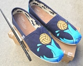 Water Polo TOMS shoes