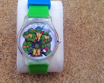 Teenage Mutant Ninja Turtles Wristwatch