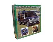 Vintage Jigsaw Puzzle - Vintage Vantastic Vans Puzzle, 1970's Custom Van, Truckin Magazine, Vini Bergemen, Kolor Me Kustom, Kar Kustom