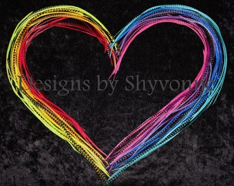 Bulk 25 Premium Dyed Hair Feathers Extensions Make Your Own Bundles Kit Lot