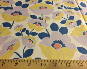 "Annette Tatum for Free Spirit Fall House AT41 100% cotton quilting fabric 44"" wide sold by the yard"