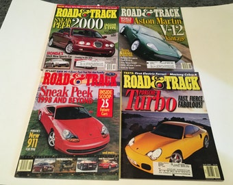 10 1997 road and track magazines