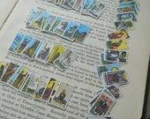 Tarot Deck Miniature Tarot Deck Complete Tarot deck