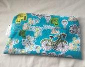 Small Save Energy Mama Cloth Make Up Wet Bag