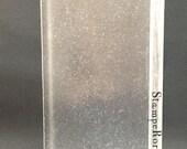 """StampeRor 5"""" x 7"""" clear stamp positioning folder"""