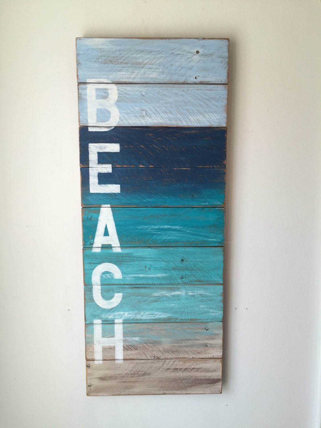 Beach coastal decor for Coastal wall decor ideas