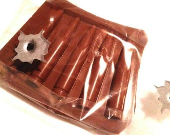 Chocolate bullets or ammo