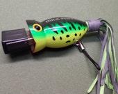 Flash Drive Fishing Lure 16 GB USB Thumb Drive - Fire Tiger Flashy Fish Drive Gift
