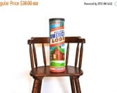 ON SALE Vintage Lincoln Logs | Square American Logs | Original Axe-Hewn No. 810