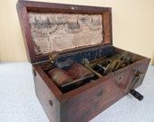 1850's Davis & Kidder's Magneto Electric Machine for Nervous Disorders