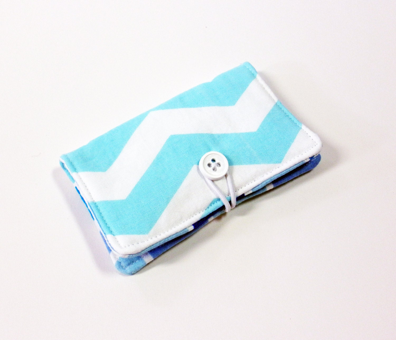 Spa sassari chevron fabric business card holder with blue multi spa sassari chevron fabric business card holder with blue multi broken chevron credit card reheart Gallery