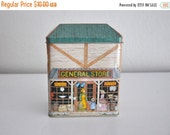ON SALE The Tinsmith's Craft General Store Tin Box