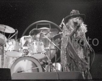 Fleetwood Mac 8X12 Photograph 1977