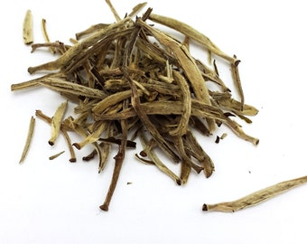 Kenya Silverback Silver Needle White Tea - Loose Leaf Tea - White Tea - African Tea - Premium Tea - Unflavored Loose Leaf Tea - Rare Tea